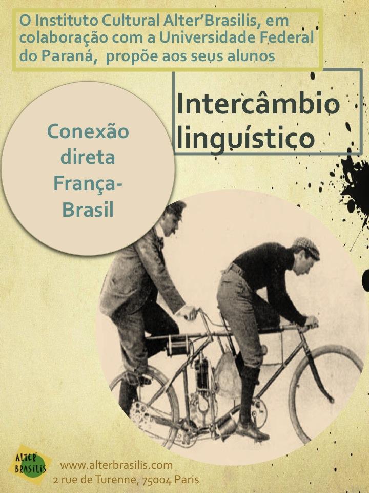 Intercâmbio linguístico