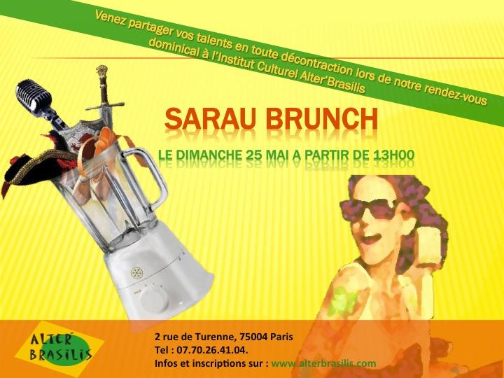 Sarau brunch